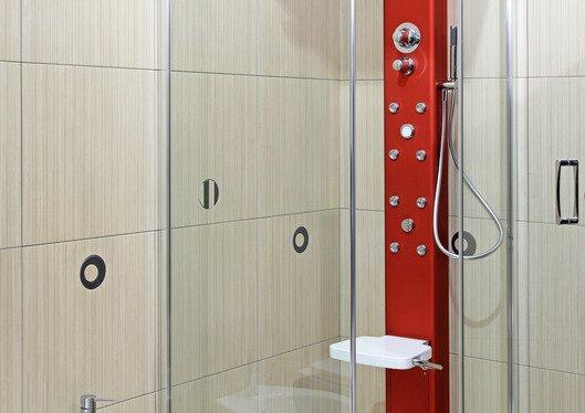 Installation de baignoires et douches luxembourg pose de carrelage - Installer une douche a la place d une baignoire ...