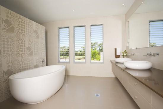 Salle de bains clef en mains au luxembourg pose de carrelage for Devis salle de bain luxembourg